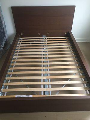 Ikea full bedframe $50 for Sale in New York, NY