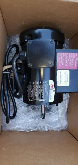 1/2 HP ELECTRIC MOTOR for Sale in Alta Loma, CA