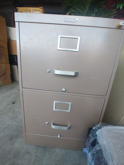 McDowell And Craig File Cabinet From 1970s for Sale in Walnut,  CA