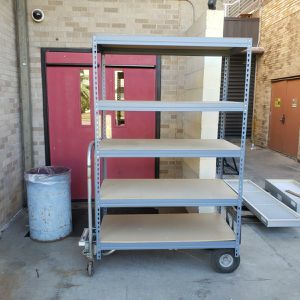Metal Storage Shelves for Sale in Houston, TX