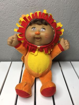 2010 Cabbage patch kids lion Doll (retired) for Sale in Hazard, CA