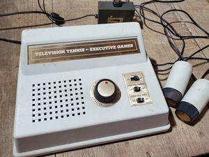 VINTAGE. Executive Games Television Tennis model 35 for Sale in Renton, WA