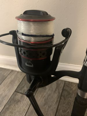 Penn Fierce 8000 Fishing Reel and Rod Combo for Sale in Tampa, FL