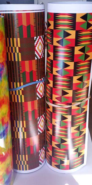 African Htv Vinyl for Sale in Atlanta, GA