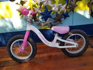 Specialized balance bike pink for Sale in Las Vegas, NV