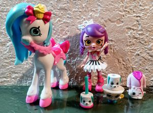 Shopkins Melodine & Ponicakes Pony for Sale in Oklahoma City, OK