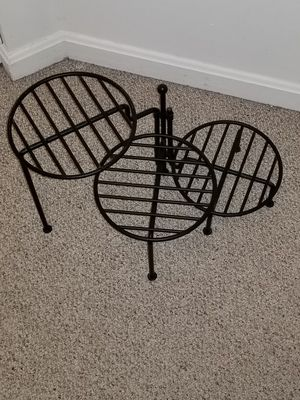 Adjustable plant stand for Sale in Boyds, MD