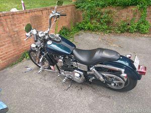 2002 Harley Davidson Dyna Low Rider for Sale in Roanoke, VA