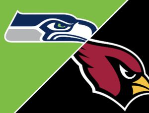 TWO TICKETS on the 50 YARD LINE! Cardinals vs Seattle Seahawks! for Sale in Scottsdale, AZ
