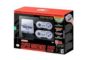 Super Nintendo classic 200 extra games for Sale in Tampa, FL
