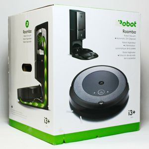 New iRobot Roomba i3+ Wi-Fi Connected Robot Vacuum with Automatic Dirt Disposal - 3350 for Sale in Metairie, LA