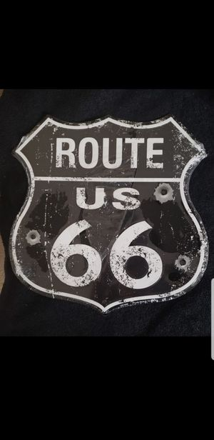 Route 66 Sign for Sale in Ontario, CA
