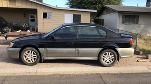 2000 Subaru Outback Limited 2.5L AWD for Sale in Mesa, AZ