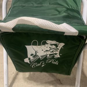 Cats And Pats, Fishing Chair And Cooler for Sale in Novi, MI