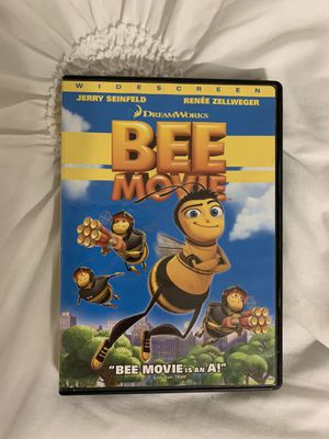 Dream works bee movie on DVD for Sale in Norwalk, CA