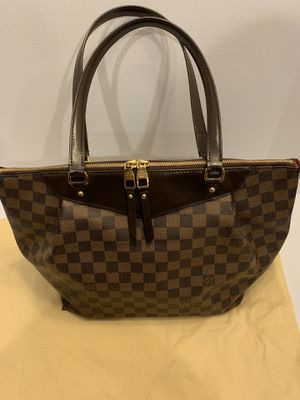 Louis Vuitton Westminister GM Damier Ebene Brown Canvas Shoulder Bag- Preowned for Sale in San Diego, CA