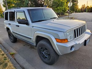 2006 Jeep Commander 4x4 for Sale in Lake Stevens, WA