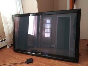 Panasonic plasma tv for Sale in Andover, MA