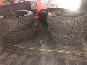 Hankook studded tires for Sale in Vancouver, WA