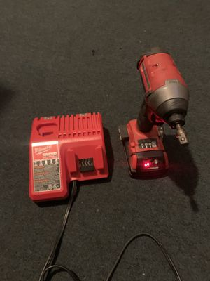Milwaukee Fuel 3 speed Impact drill for Sale in Los Angeles, CA