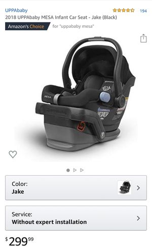 UppaBaby Car seat and base for Sale in Miramar, FL