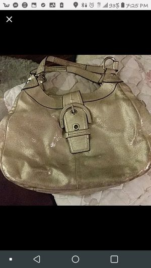 Coach purse for Sale in Layton, UT