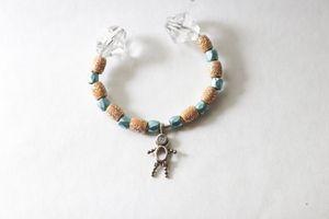 Slip on Bracelet with Cute Charm for Sale in Spokane, WA