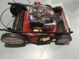 Craftsman lawnmower - Open Box - Brand NEW - Not Used - $220 for Sale in Dunwoody, GA