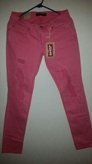 Pink Levis low rise stretch denim for Sale in Laveen Village, AZ