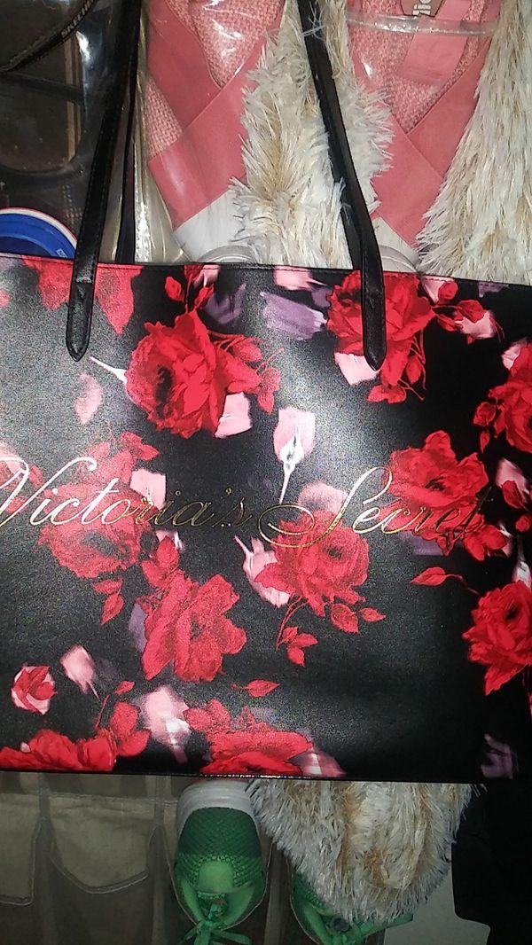 Victorias secret handbag& make~up bag💞💖💞