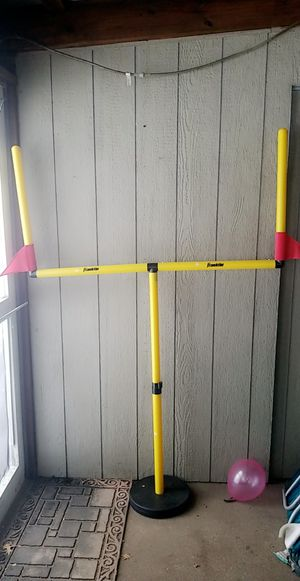 Franklin Football goal post for Sale in Fairfield, IA