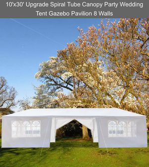 Event tents, canopies, carpas......10x10, 10x20, 10x30 holiday social distancing for Sale in Glendale, AZ