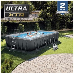 Intex 24ft x 12ft x 52in Ultra XTR Above aground Pool for Sale in Greer, SC