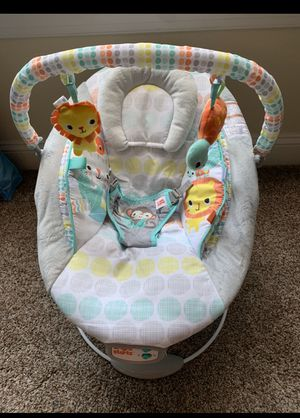 Baby swing/bouncer for Sale in Virginia Beach, VA