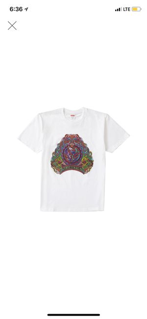 Supreme Knot tee white for Sale in FL, US