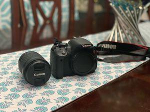 Canon Rebel T5i $450 for Sale in Miami, FL