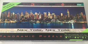 750 Pcs BUFFALO New York, New York Panoramic Game Puzzle C1 for Sale in San Diego, CA
