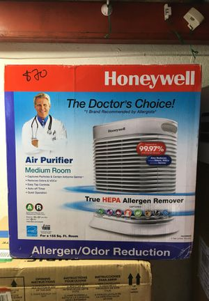 Honeywell purifier for Sale in Garden Grove, CA