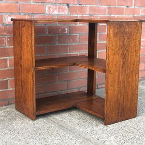 Solid Wood Book Case Seattle for Sale in Seattle, WA