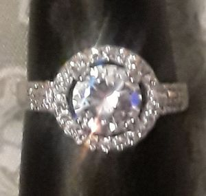 White Sapphire ring for Sale in San Jose, CA