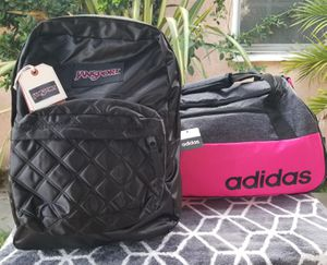 Backpack and duffel bag for Sale in Covina, CA