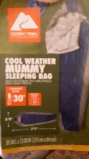 Mummy Sleeping Bag for Sale in Hesperia, CA