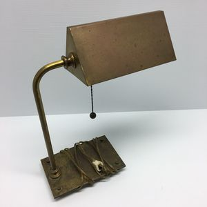 Antique Solid Brass Lamp for Sale in Seattle, WA