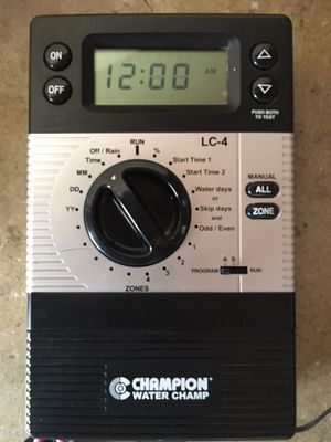 CHAMPION IRRIGATION PRODUCT for Sale in Gardena, CA