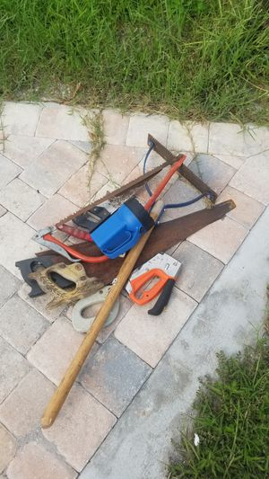 Free tools for Sale in Saint Petersburg, FL