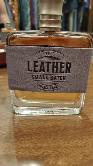 Leather small batch cologne for Sale in Richland, WA