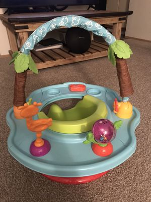 Baby 3-in-1 jungle fun seat for Sale in Vancouver, WA