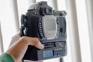 Nikon D70 w/ battery grip extension & charger for Sale in San Diego, CA