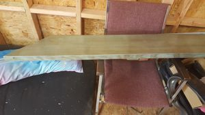 3 Sea Green Wall Mounting Shelves: 2 Long 1 Short for Sale in Knightdale, NC