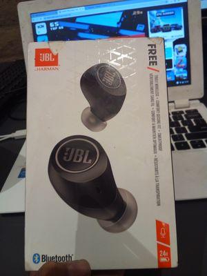 Jbl free wireless headphones for Sale in Phoenix, AZ